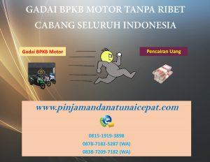 gadai bpkb motor tanpa ribet