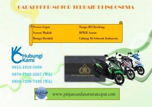 gadai bpkb motor terbaik se indonesia