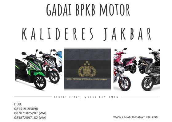 Gadai BPKB Motor Daerah Kalideres Jakarta Barat